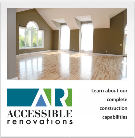 Accessible Renovations: Complete Construction